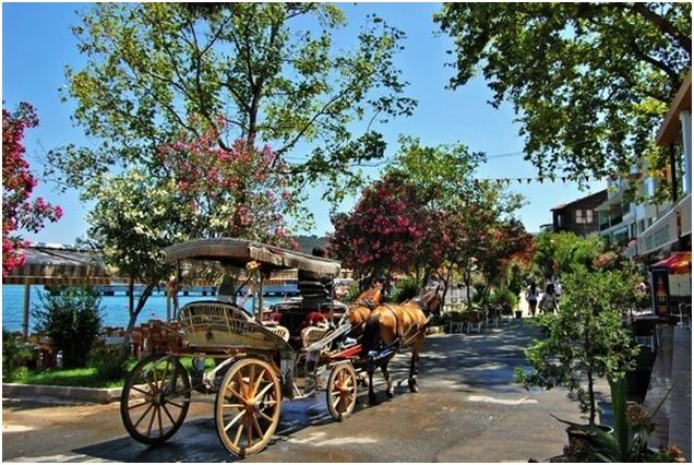 İstanbul un gezilecek yerleri