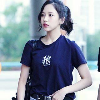 Foto Mina Twice Terbaru 2018