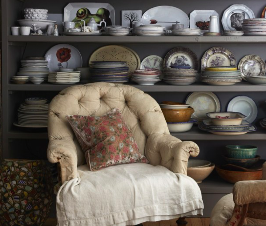 Home Sweet Home: Eclectic, Charming Beauty with John Derian