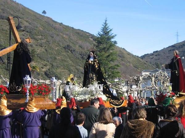 Programas, Horarios e Itinerarios Semana Santa Villafranca del Bierzo (León) 2019