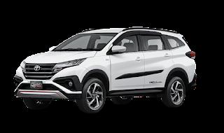 Toyota Rush, Mobil Sporty dengan Performa Mesin Handal
