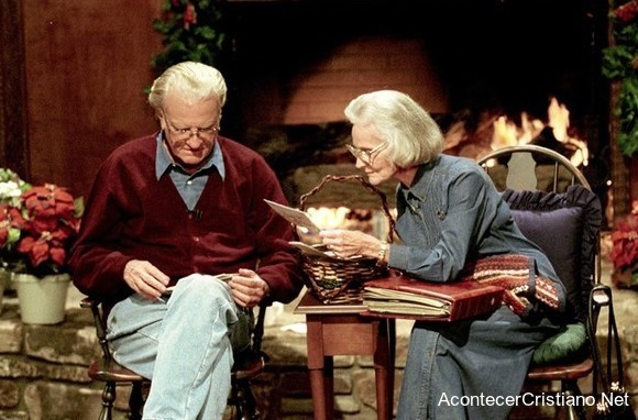 Billy Graham y su esposa Ruth