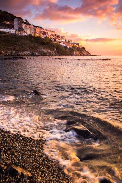 Playa del Sarchal de Ceuta