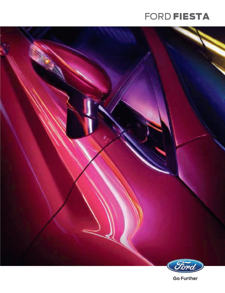 ford fiesta titanium manual transmission  service manual