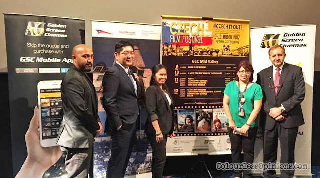 gsc czech film festival malaysia 2017 press launch