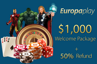 Europaplay Casino Screen