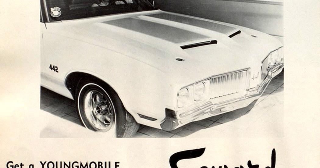 Annualmobiles Seward Olds Cadillac