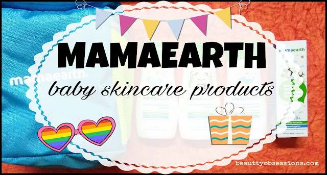 Choose Toxin Free Products For Your Babies ,Go With MAMAEARTH  ...