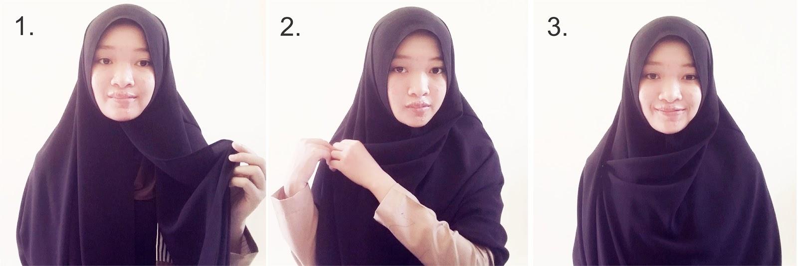 Hijab Syari Sekolah