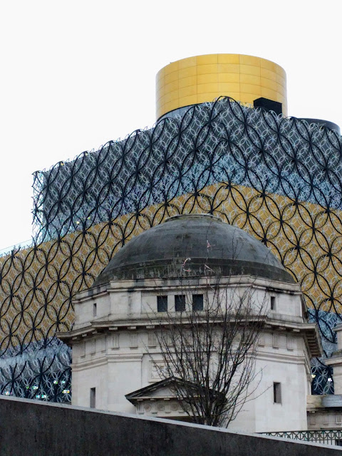 Library of Birmingham in England