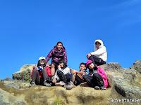 Pendakian Gunung Ciremai via Linggarjati (Enjoy trip 27 pendaki dijalur kejam)