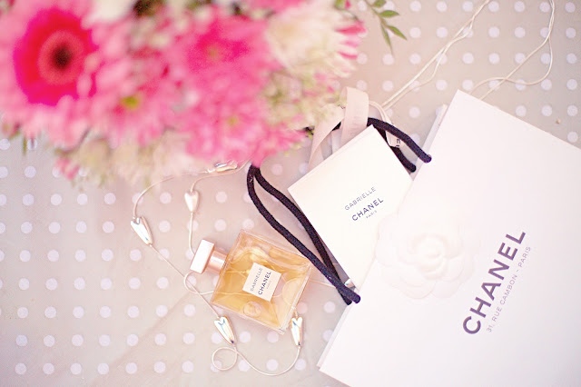 Spring perfume favourites Chanel Gabrielle