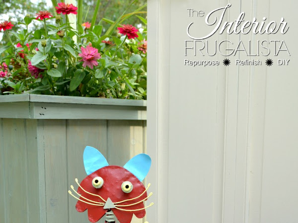 How To Create Whimsical DIY Garden Decor