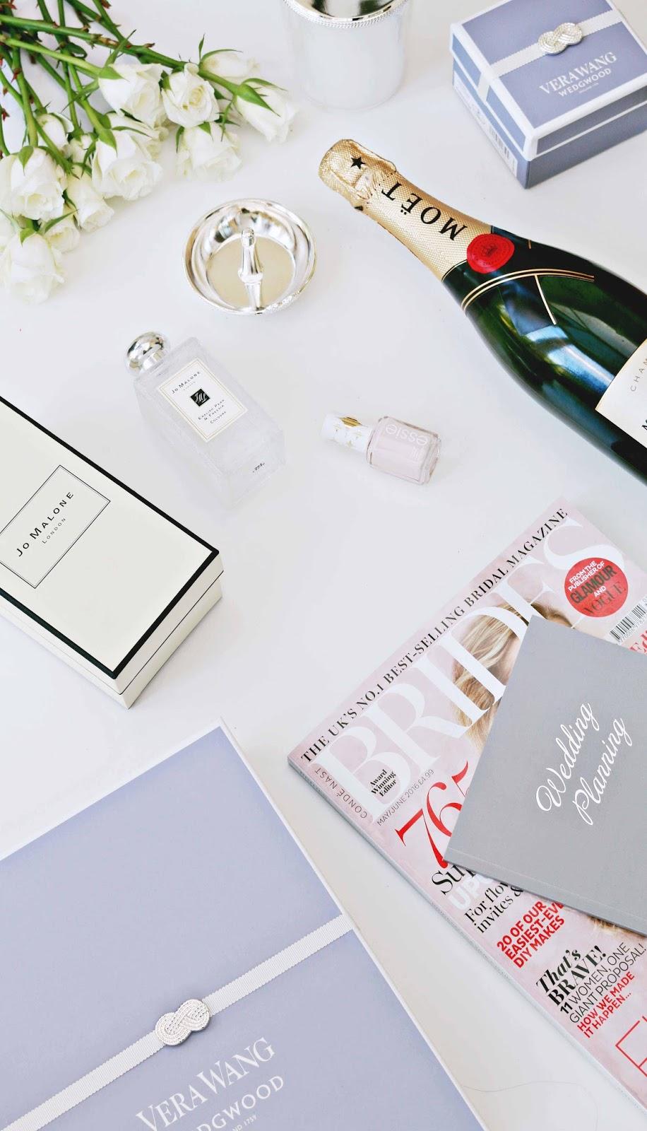 Bridal Gift guide, wedding, wedding presents, engagement presents, vera wang at wedgwood, wedgwood, vera wang, bridal, bride to be presents, wedding planning, lifestyle, etsy, wedding planning presents