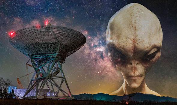 Seti hace un importante anuncio sobre la caza de vida alienígena