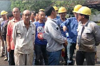 Nah Loh Banyak Di Temukan Tenaga Kerja Asing Ilegal Asal China di Mojokerto - Commando