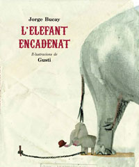 Calendari Elefant encadenat
