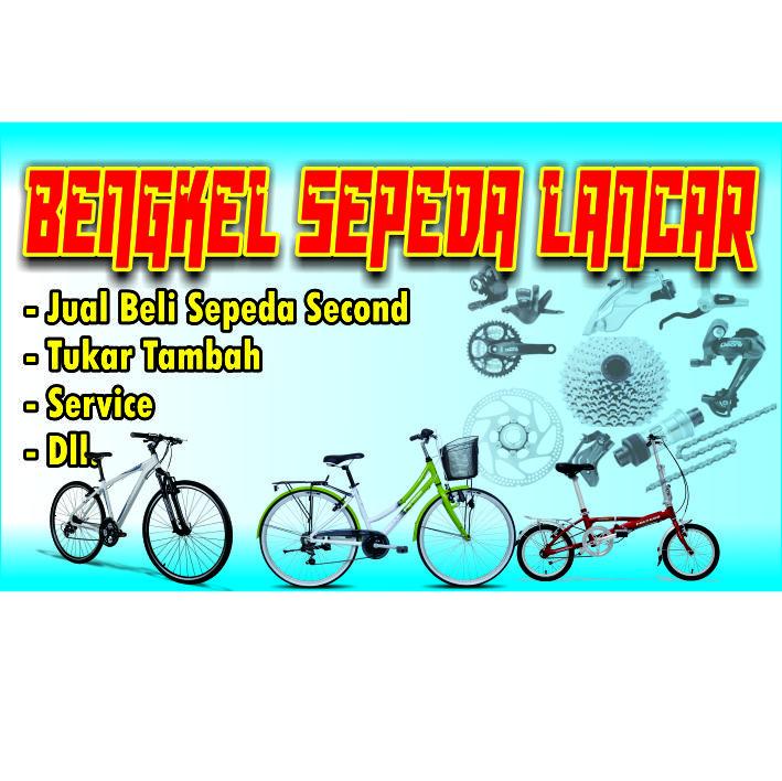 Cara membuat DEsain Banner Bengkel Sepeda dengan CorelDRAW ...