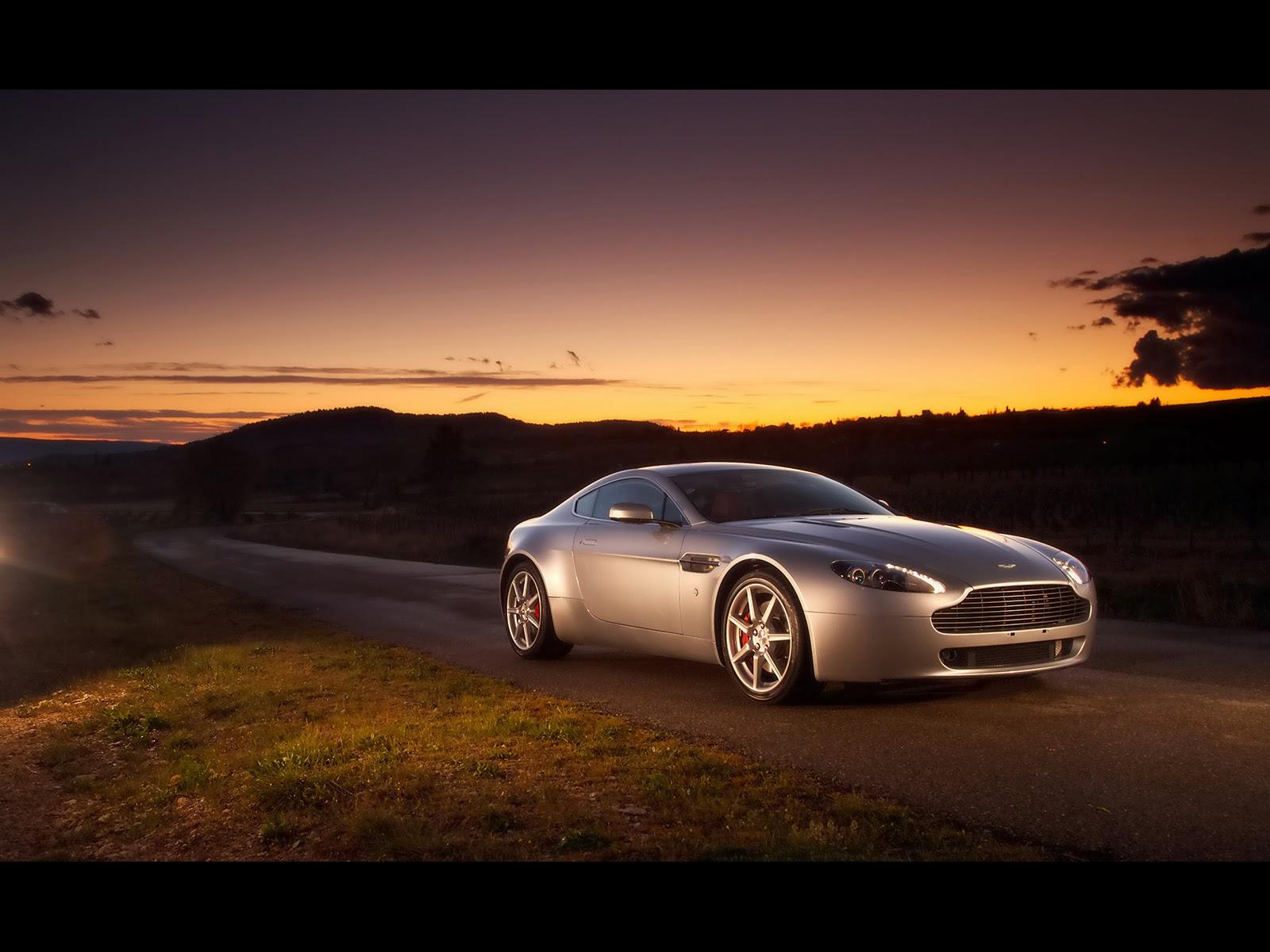 Fondos De Pantalla Coches: En HD Imagenes: Fondo De Pantalla Coche Aston Martin