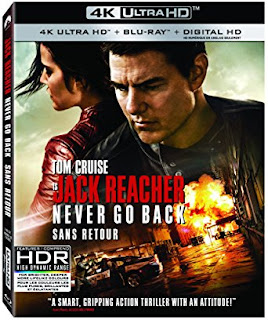 Jack Reacher: Never Go Back - Amazon.ca