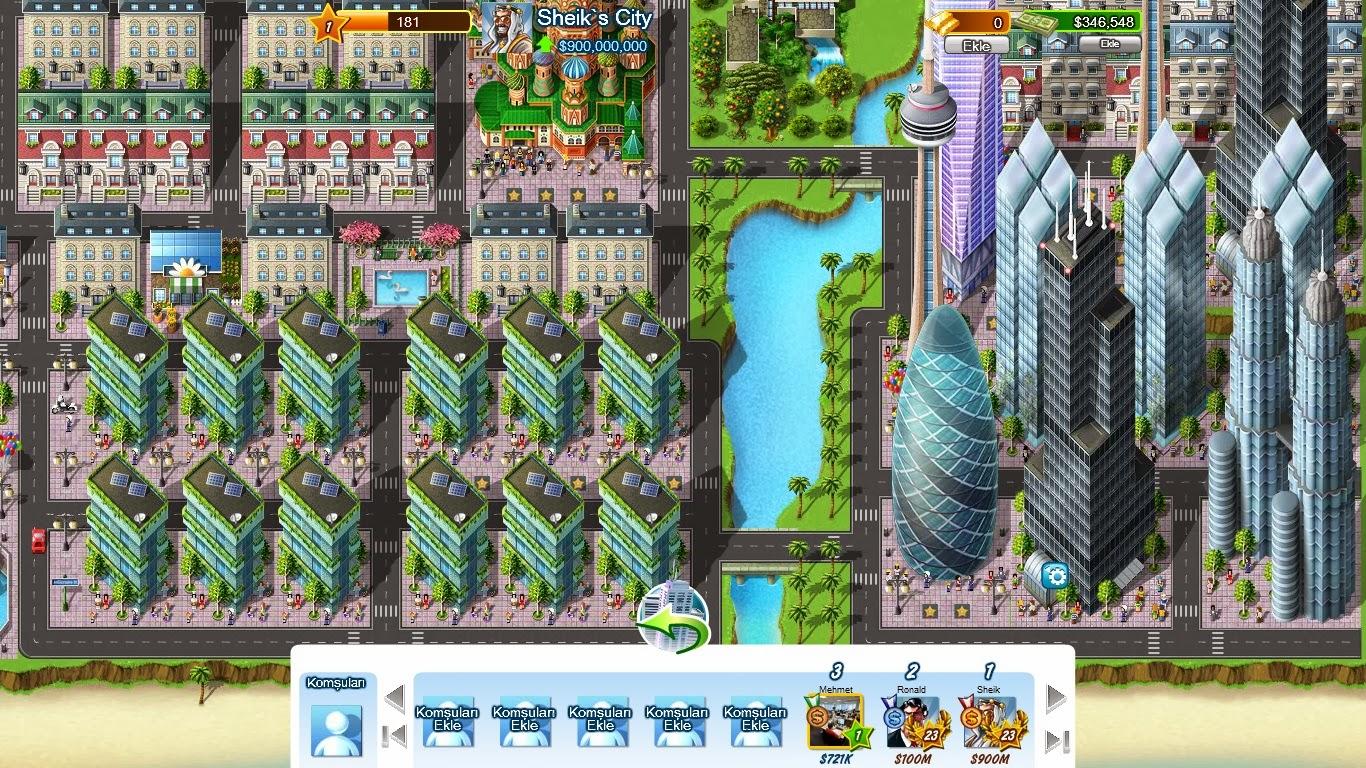 Millionär City