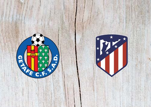 Getafe vs Atletico Madrid Full Match & Highlights 22 September 2018
