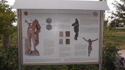 Roma Hamamı Tarihi Eserleri