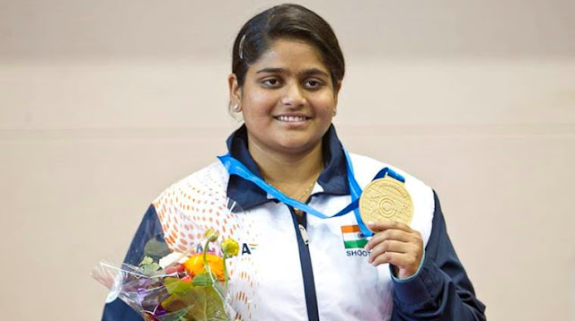 Asian Games 2018: Rahi Sarnobat becomes first Indian woman shooter to win gold at Asian Games