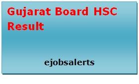 Gujarat Board HSC Result 2017
