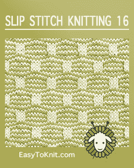 Slip-Stitch Knitting