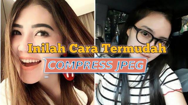 Cara Kompres Ukuran Foto atau Gambar Secara Online