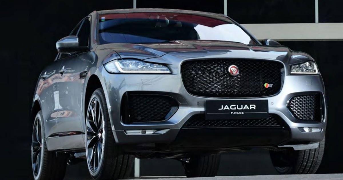 Jaguar F-PACE: SUV de luxo chega ao Brasil a R$ 309 mil