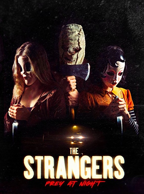 The Strangers: Prey at Night [2018] [DVDR] [NTSC] [Latino]