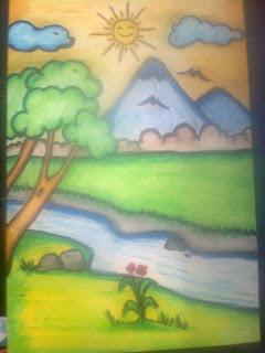 Jom Belajar Seni Visual: PENGENALAN MENGGAMBAR