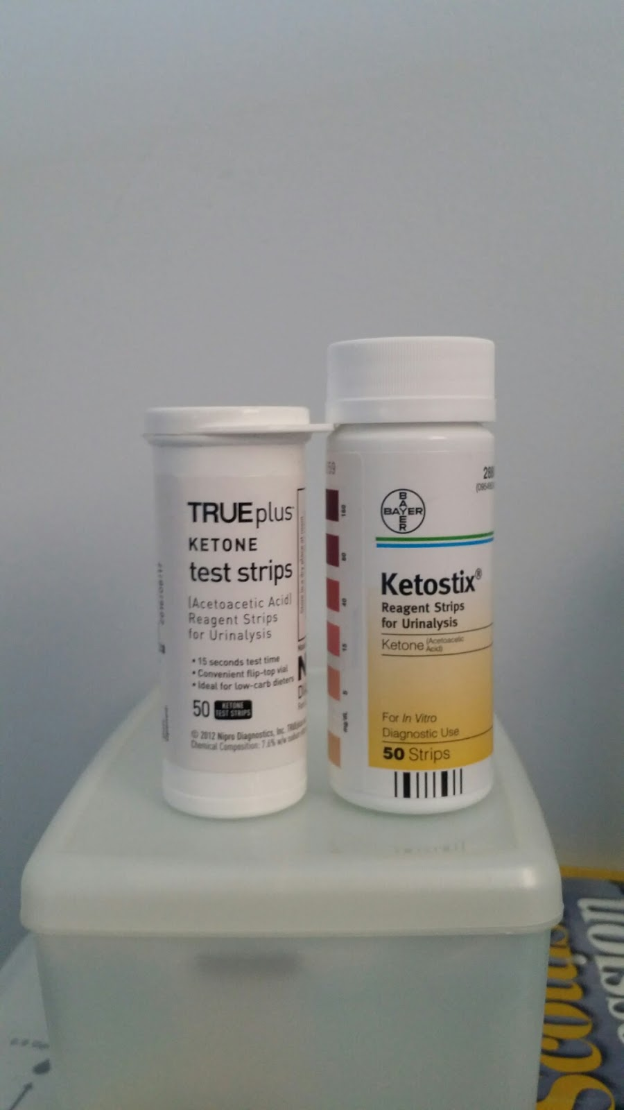 The MACAFit Life: Quality of Urine Ketone Test Strips: Name