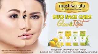 Peeling Wajah Mustika Ratu Produk Kecantikan Terbaru dan Cara Perawatan Praktis