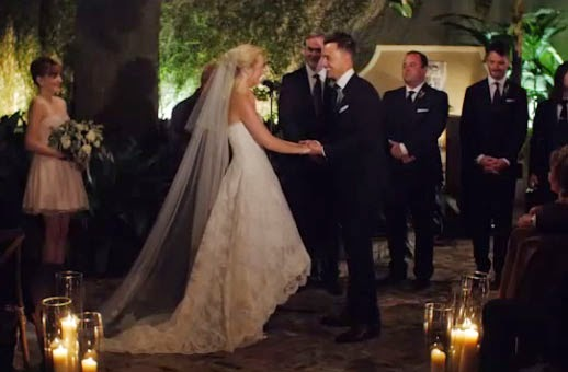 candice accola wedding 2014 wwwpixsharkcom images