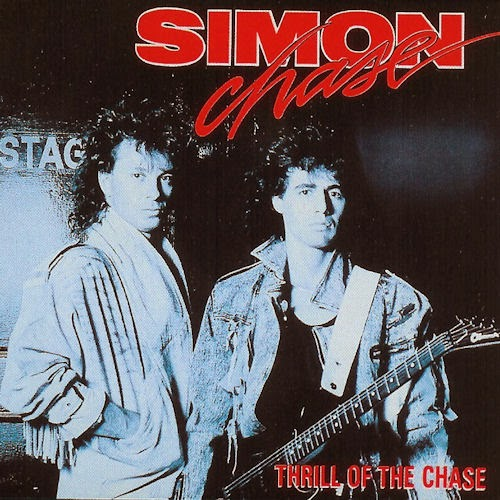 Simon Chase Thrill of the chase 1988