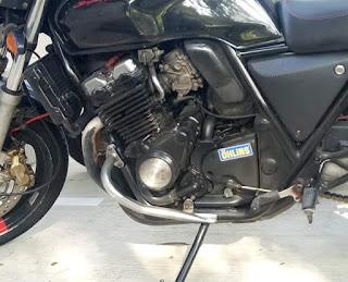 Mesin Set Honda CB400SF Sehattt
