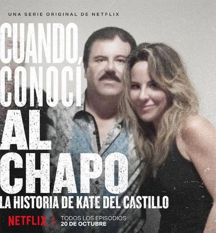 """""""La hice por mi paz mental"""", dice Kate sobre """"El Chapo"""""""