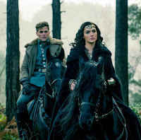 Chris Pine and Gal Gadot in Wonder Woman (2017) (4)