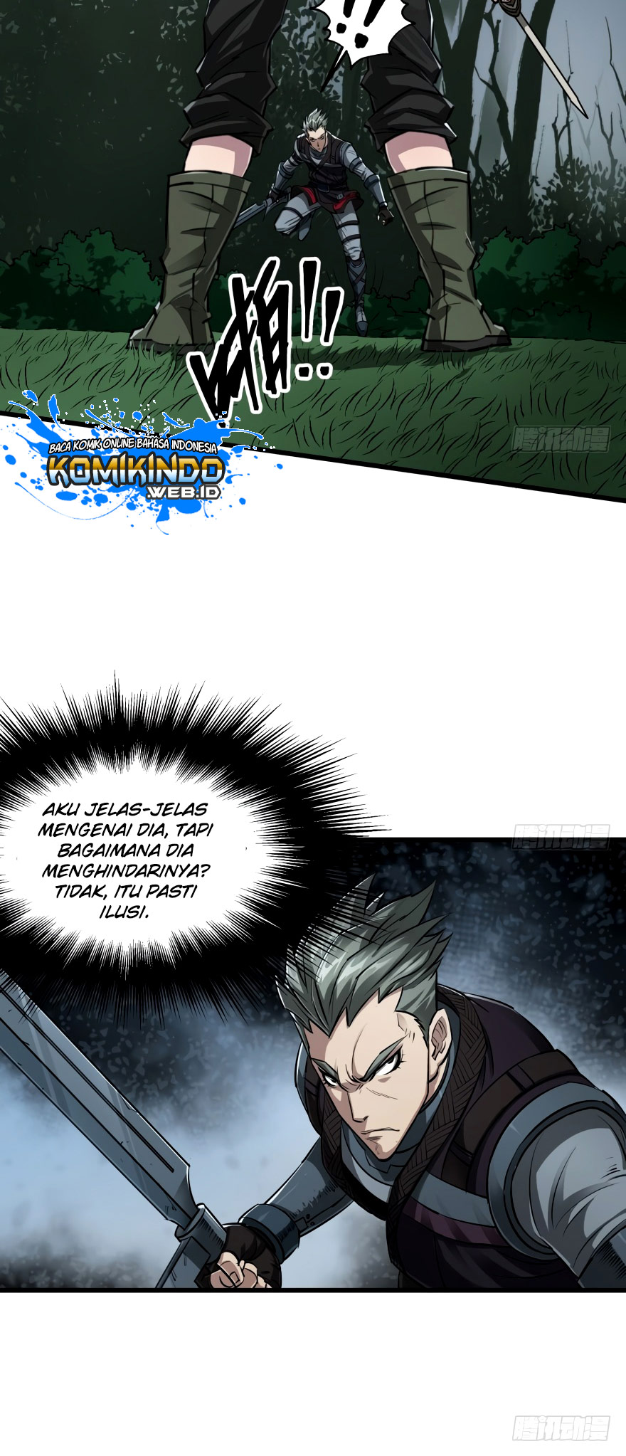 The Hunter Chapter 27