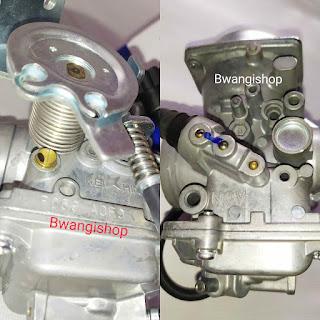 Karburator KLX 150 Keihin.