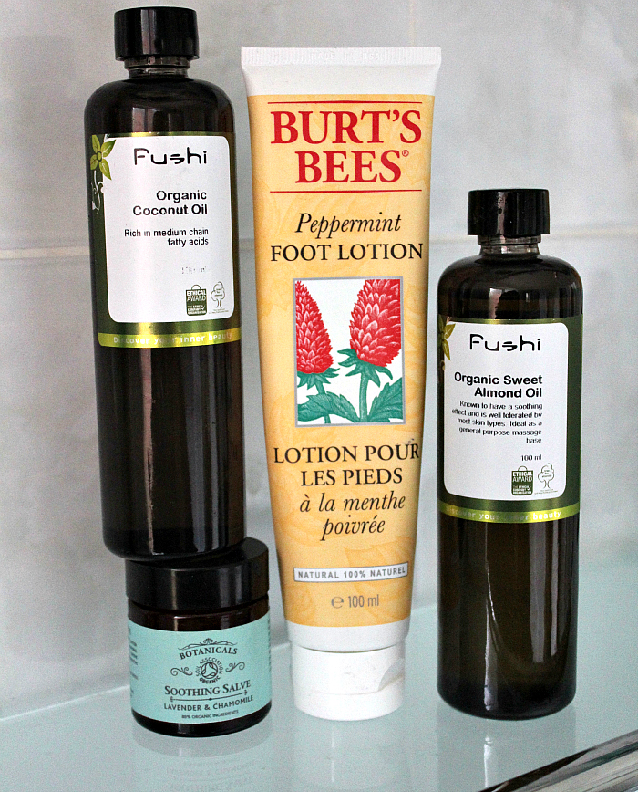 onelittlevice beauty blog: fushi, botanicals, burt's bees