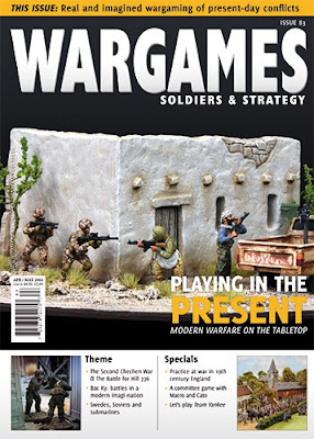 Wargames, Soldiers & Strategy, 83, Apr 2016