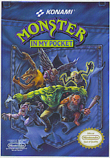 Monster in My Pocket (BR) [ NES ]