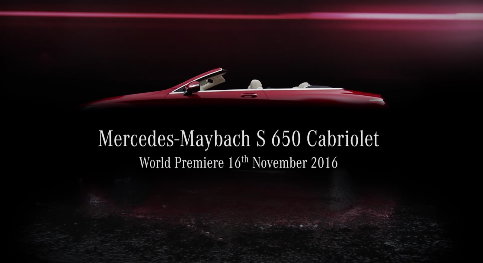 Scaldarsi motors maybach based 1 5 million emperor i is a sight to - New Exclusive Mercedes Maybach S650 Cabriolet Coming To La Auto Show