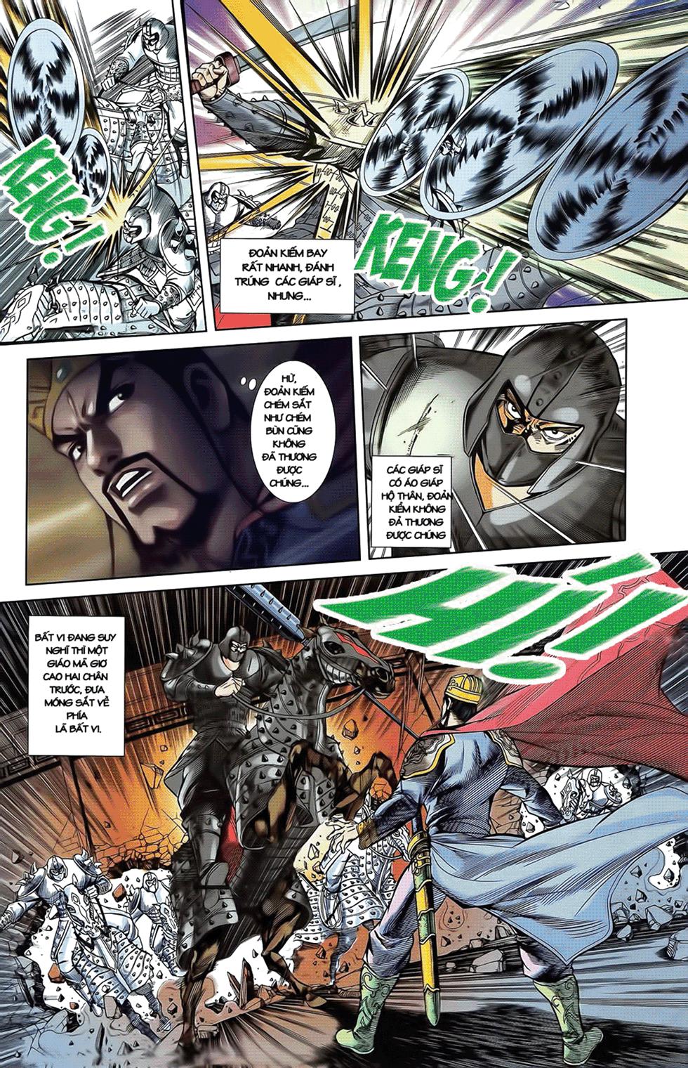 Tần Vương Doanh Chính chapter 5 trang 9
