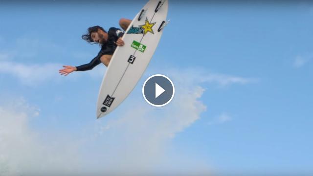 Matt Meola - A Surfing Surfer