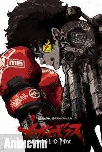 Megalo Box -  2018 Poster